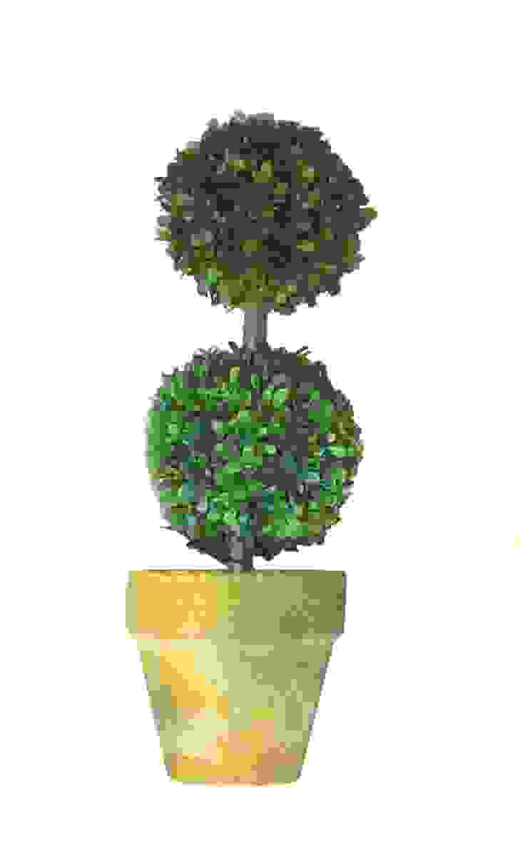 MINI TOPIARY 2 BALL (22cm)