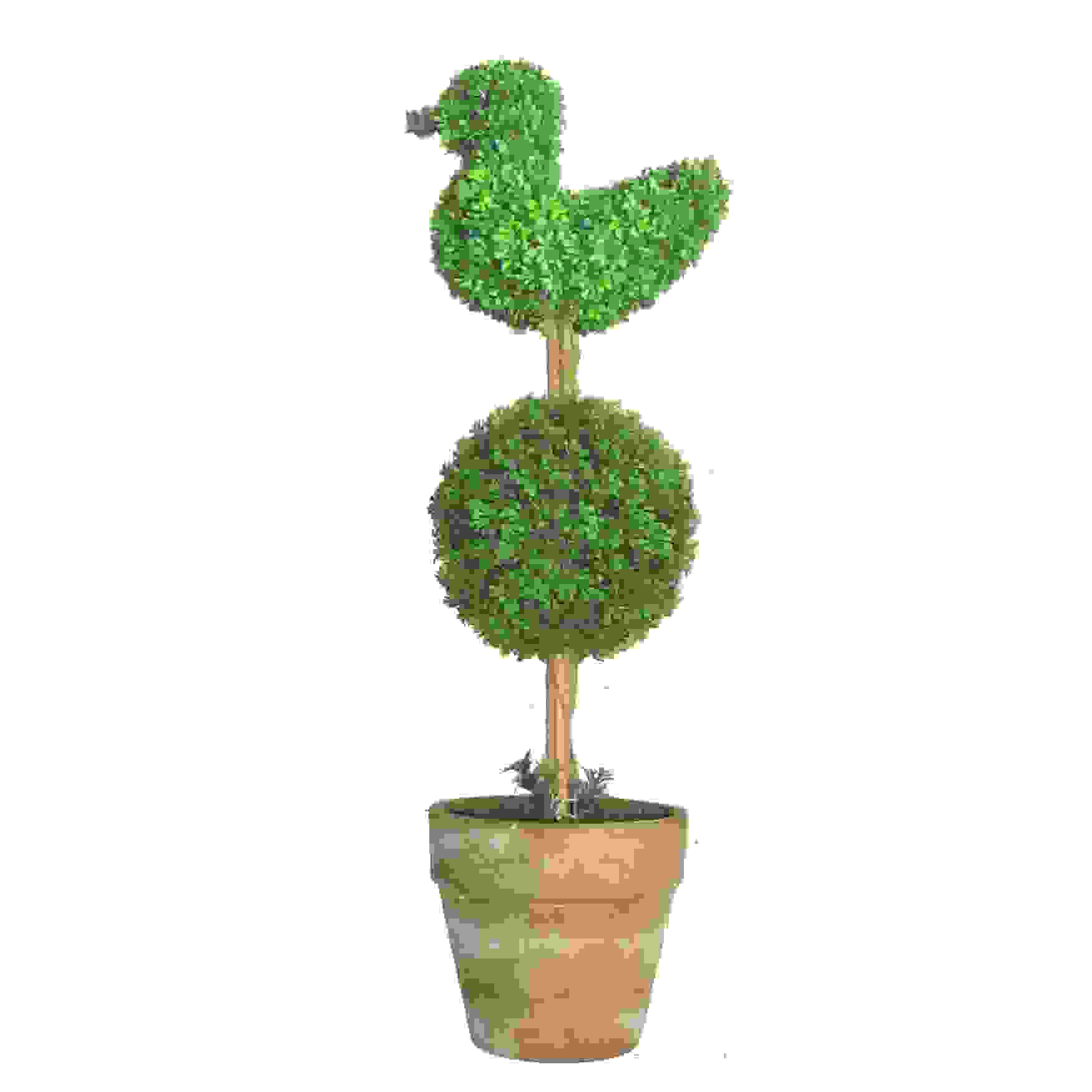 TOPIARY BIRD/BALL (60cm)