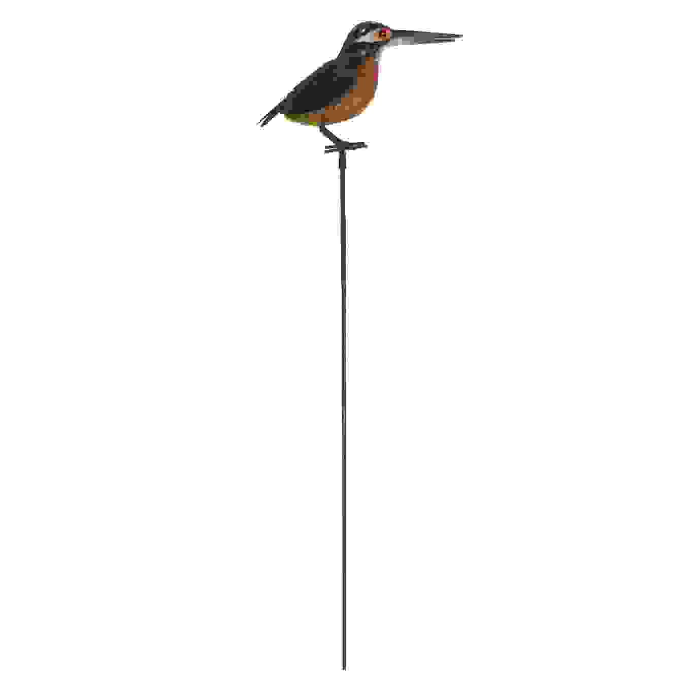 KINGFISHER ON STAKE