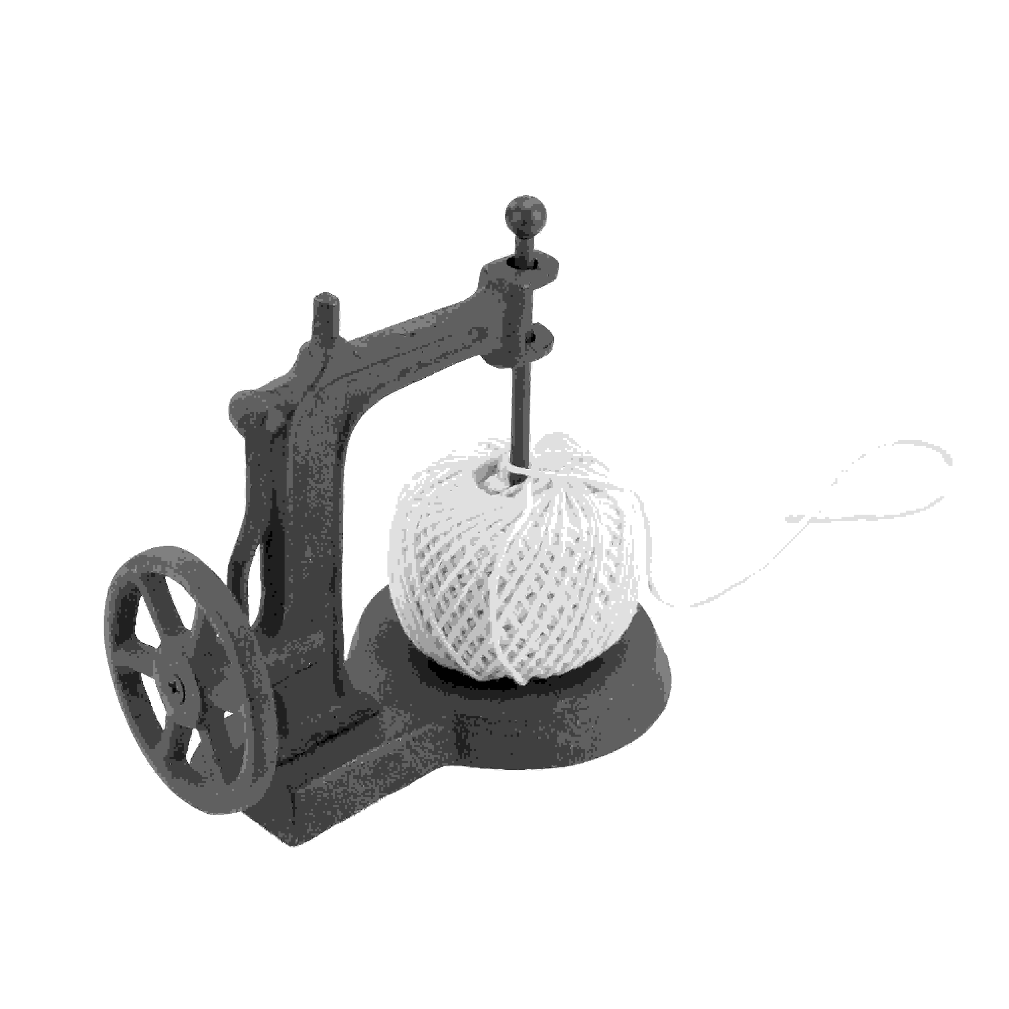 SEWING MACHINE STRING HOLDER