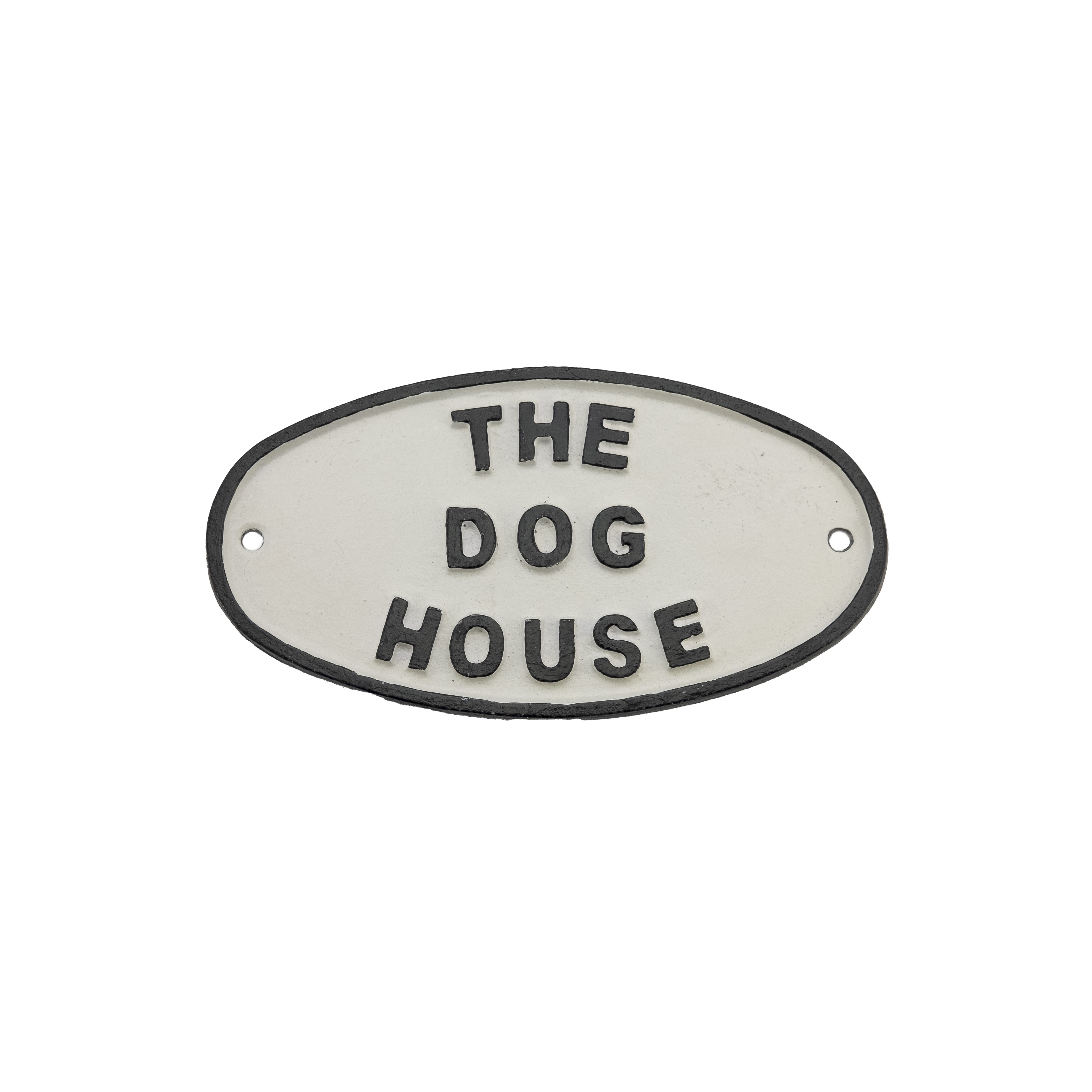 SIGN - THE DOG HOUSE