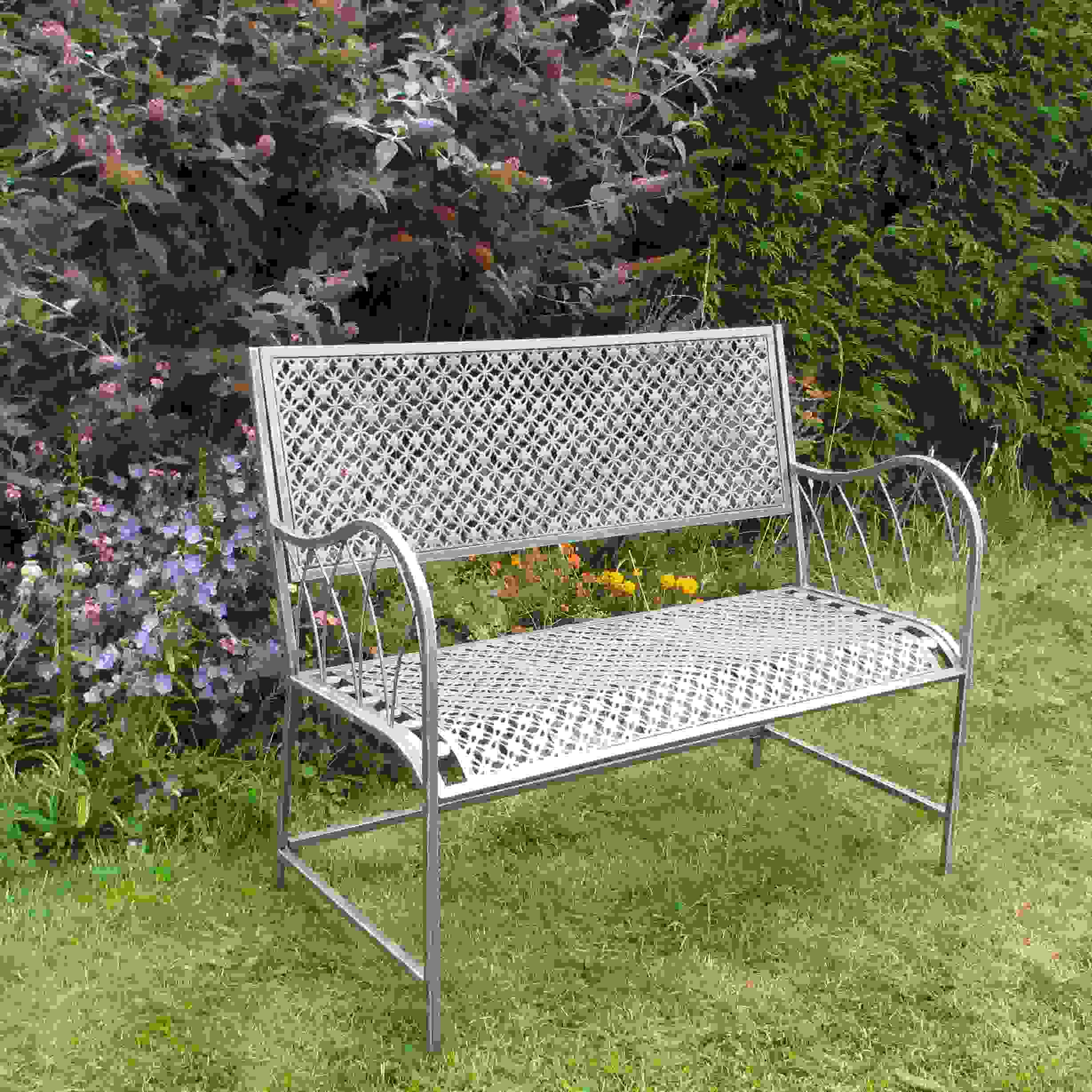 MARLBOROUGH BENCH BLK