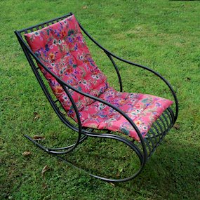 AMALFI ROCKING CHAIR