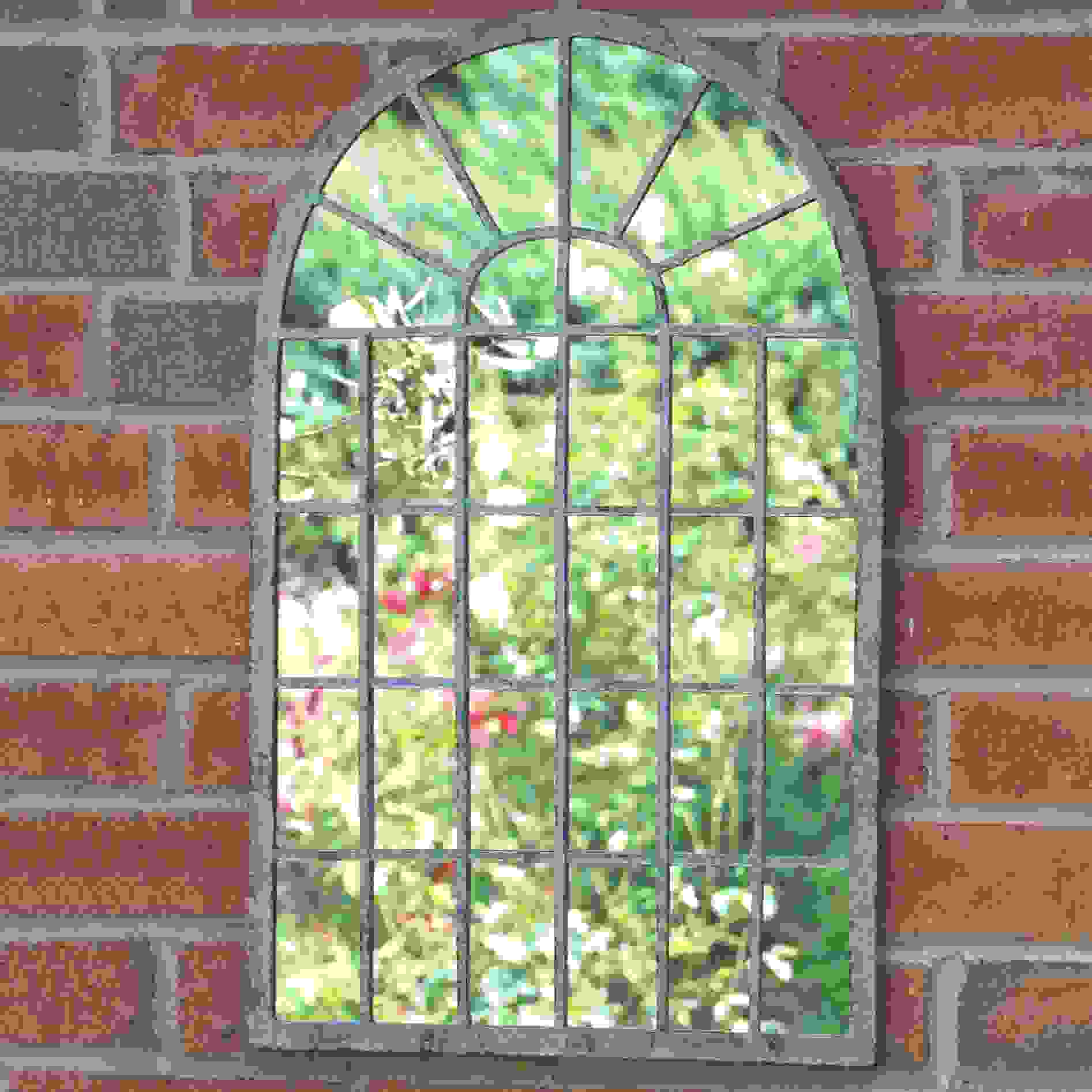 ARCH WINDOW MIRROR (60cm)