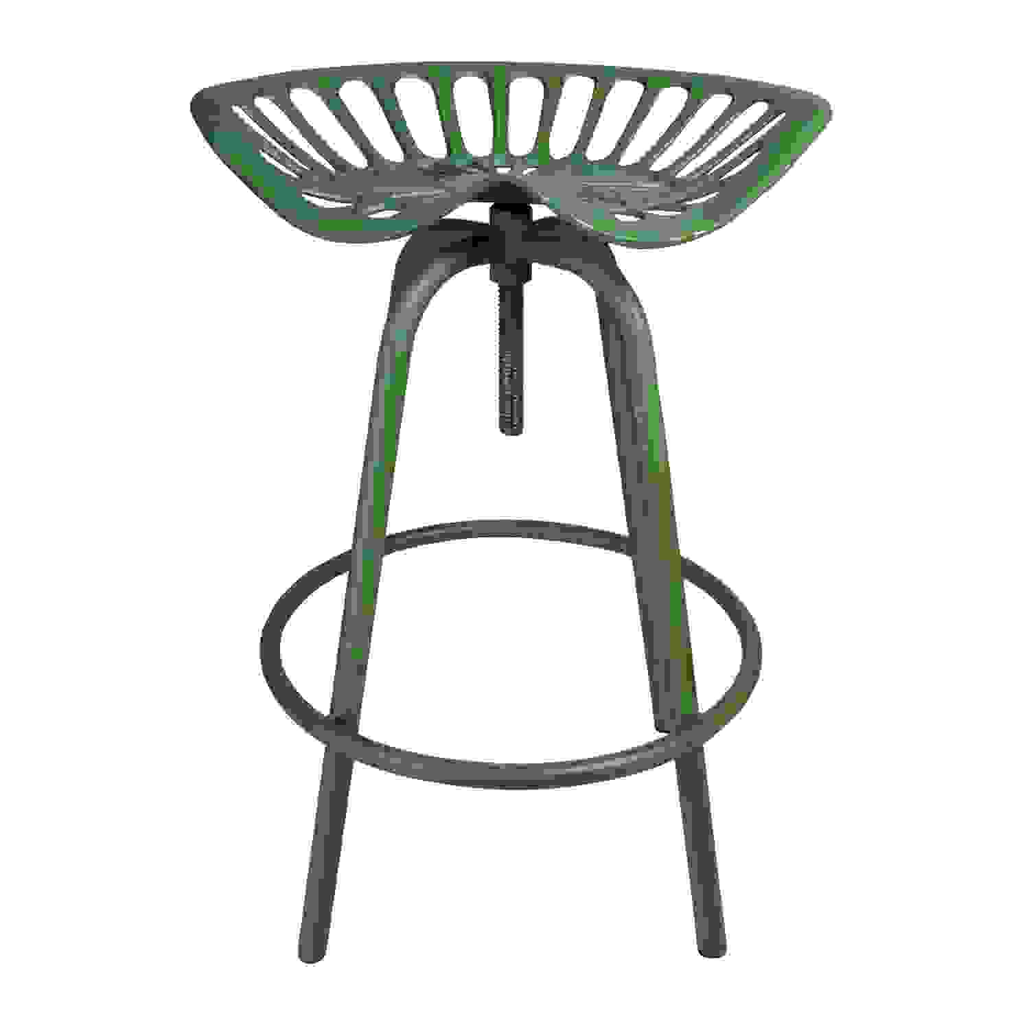 TRACTOR STOOL GRN