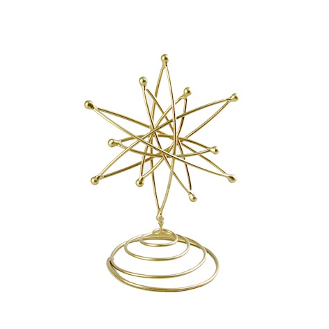 3D CUT OUT STAR TREE TOPPER  (S)