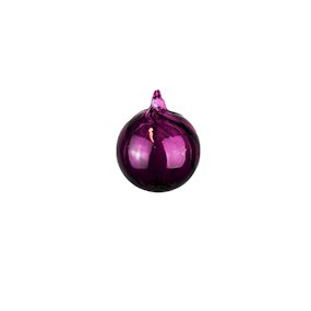 HANG. PURPLE BAUBLE