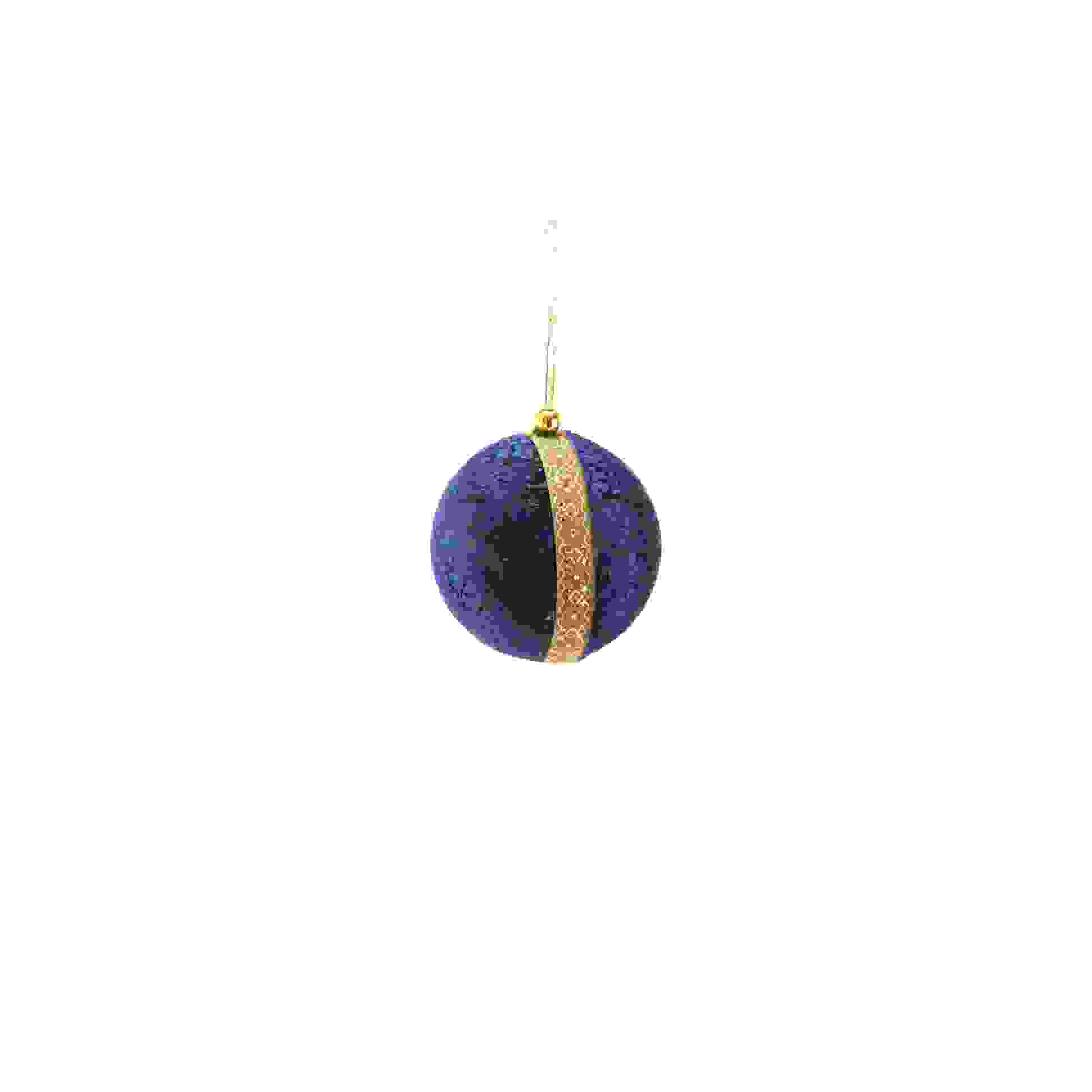 HANG. FEATHER LED BAUBLE