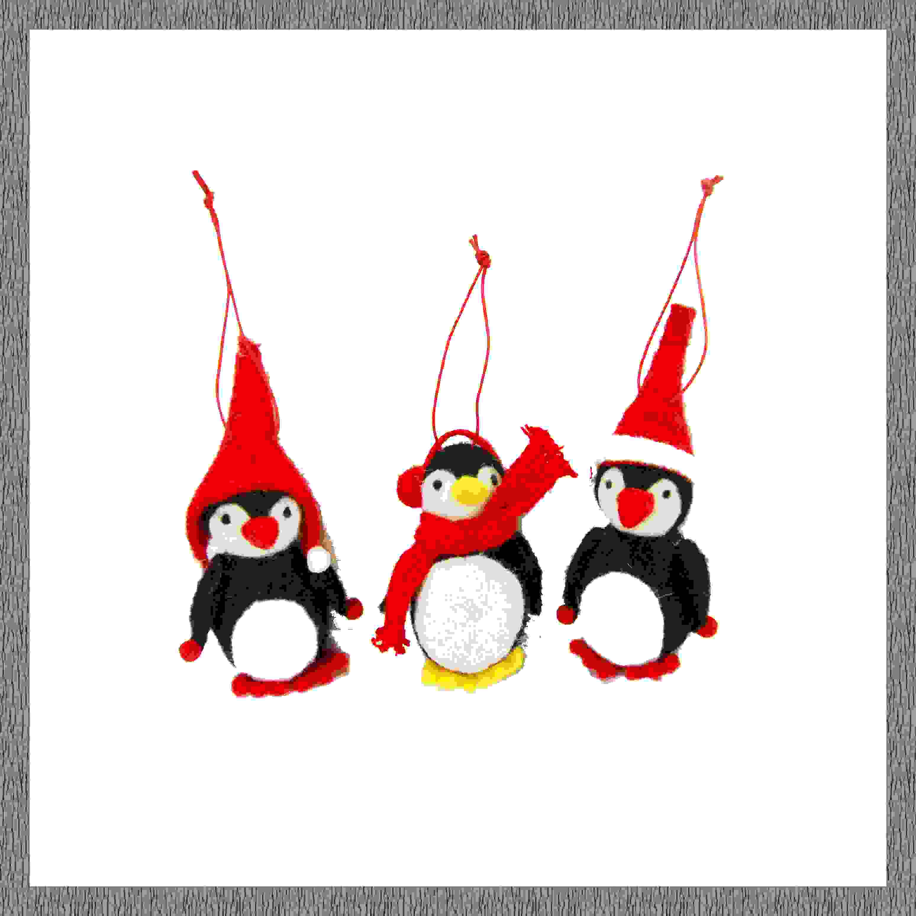 HANG. FESTIVE PENGUINS ASS.