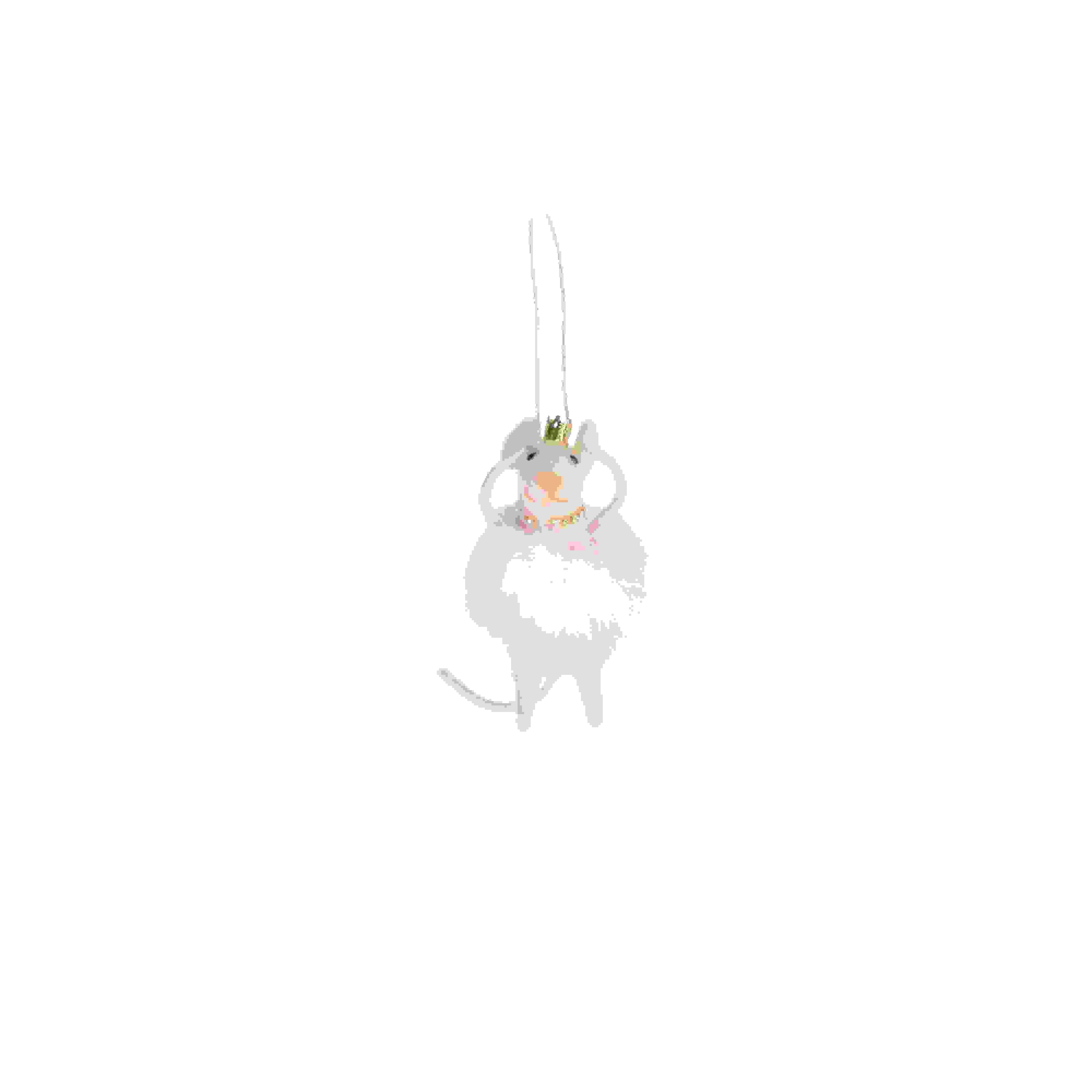 HANG. FAIRY MOUSE