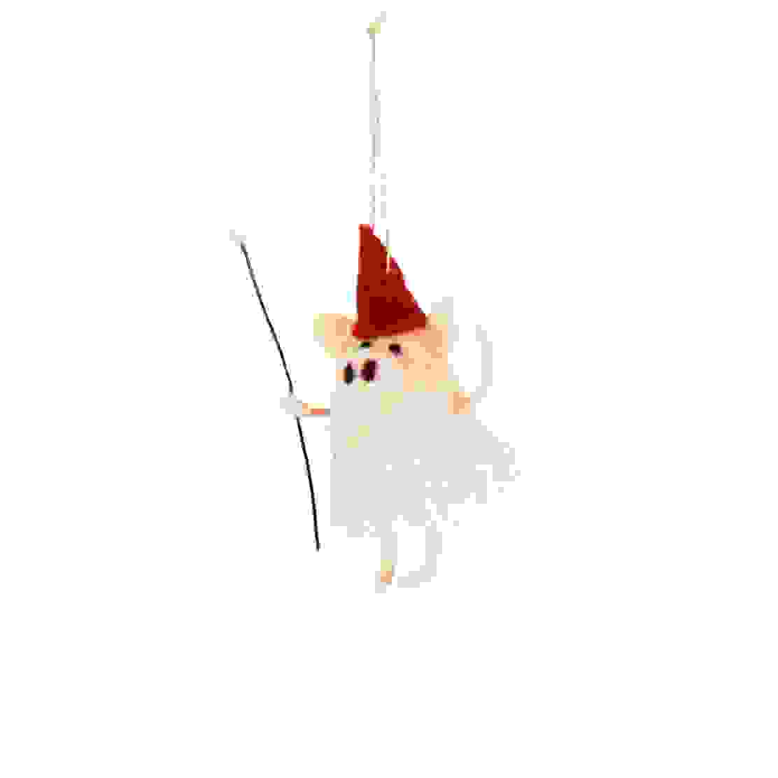 HANG. FAIRY PIG w/WAND