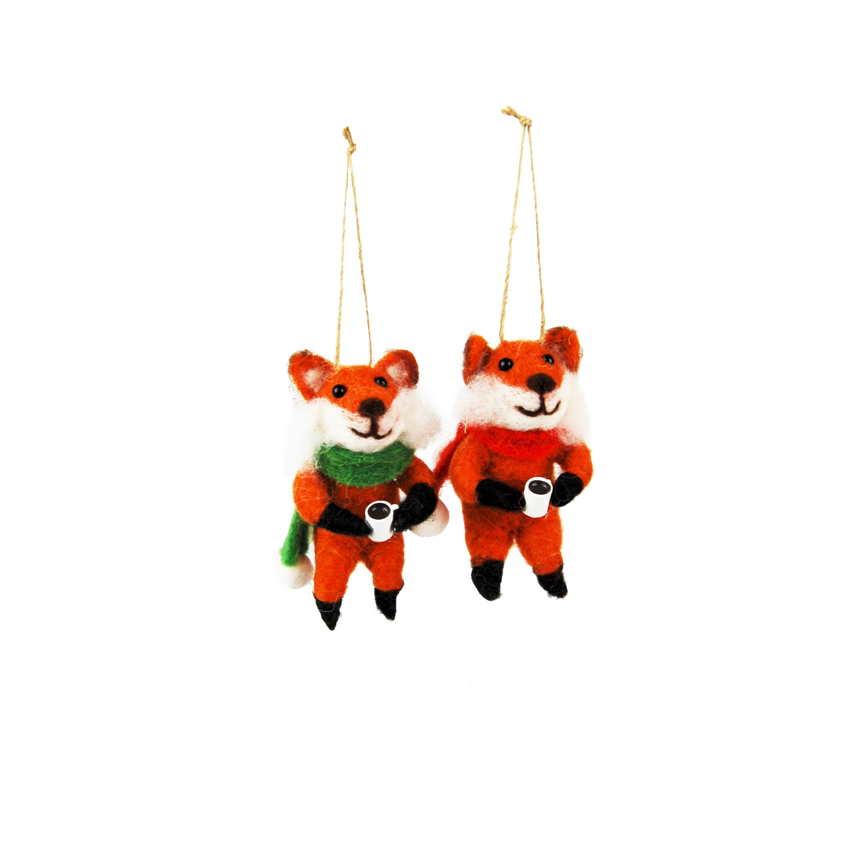 ASS. HANG. FOXES w/MUGS