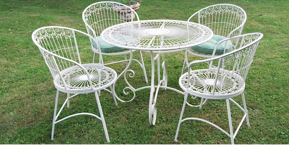 Classic Cream. Garden Furniture Ascalon Trade