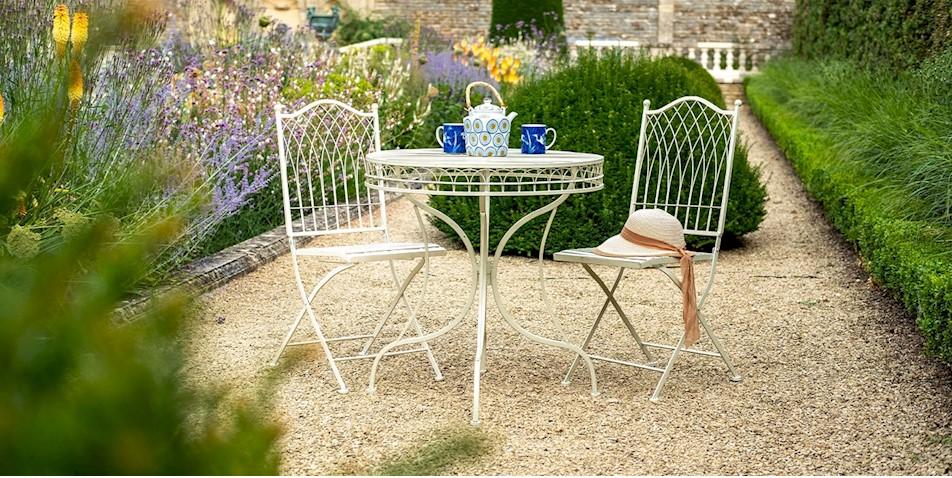 Hampton. Garden Furniture Ascalon Trade