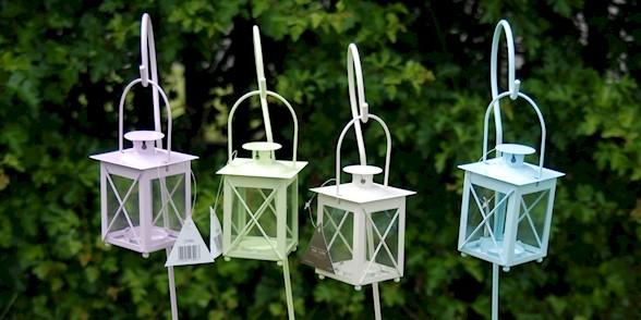 Lanterns and Chimes